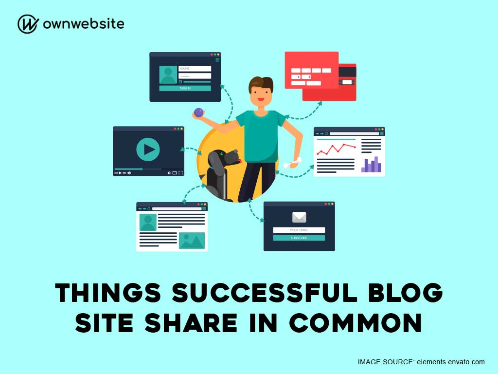 things successful blog sites share
